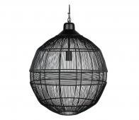 WOOOD Exclusive Enes hanglamp Ø50cm metaal zwart