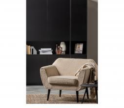 Afbeelding van product: WOOOD Rocco fauteuil teddy zand