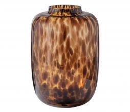 Afbeelding van product: BePureHome Panther vaas glas bruin melange