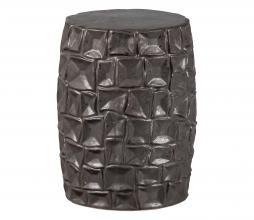 Afbeelding van product: BePureHome Bombay kruk ø34cm keramiek bruin