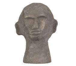 Afbeelding van product: BePureHome Face it wanddeco papier maché clay