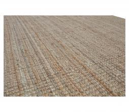 Afbeelding van product: WOOOD Exclusive Achiel vloerkleed 400x200cm jute naturel gestreept