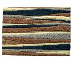 Afbeelding van product: BePureHome Flowerfields vloerkleed 170x240 cm multicolor