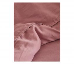 Afbeelding van product: Essenza Minte dekbedovertrek katoen woodrose div. afm. 1 persoons (140x220cm)