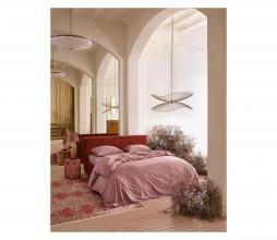 Afbeelding van product: Essenza Minte dekbedovertrek katoen woodrose div. afm. 2 persoons (200x220cm)