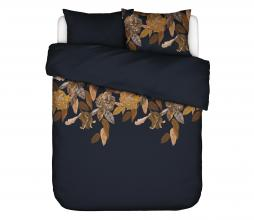 Afbeelding van product: Essenza Gwyneth dekbedovertrek katoen nightblue div. afm. lits-jumeaux