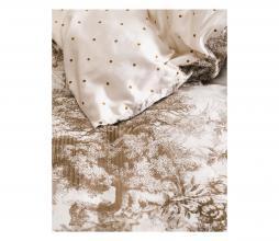 Afbeelding van product: Essenza Aurelie dekbedovertrek katoen vanille, div. afm. 1 persoons (140x220)