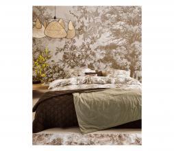 Afbeelding van product: Essenza Aurelie dekbedovertrek katoen vanille, div. afm. 2 persoons (200x220cm)
