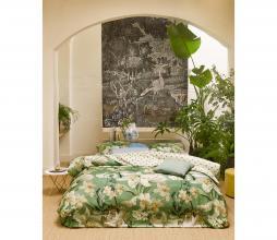Afbeelding van product: Essenza Nadia wandkleed 120x180 cm velvet sage green