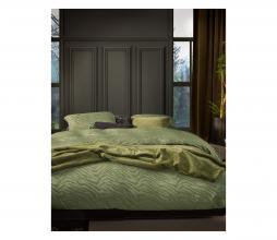 Afbeelding van product: Essenza Belen dekbedovertrek forest green div. afm lits-jumeaux (240x220 cm)