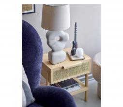 Afbeelding van product: Selected by Cathy tafellamp aardewerk naturel