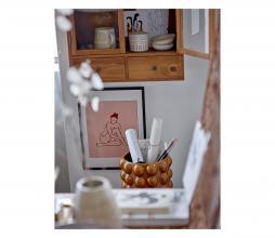 Afbeelding van product: Selected by Alfie hangkast met lades hout bruin