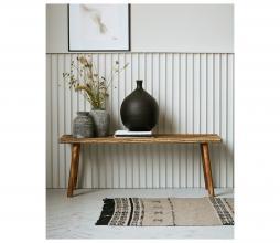 Afbeelding van product: House Doctor Nadi bank/sidetable hout 120 cm