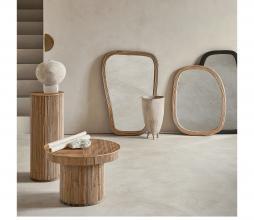 Afbeelding van product: Selected by Rattan spiegel L bamboe naturel