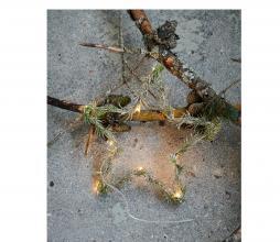 Afbeelding van product: House Doctor Nature ster krans 25 cm